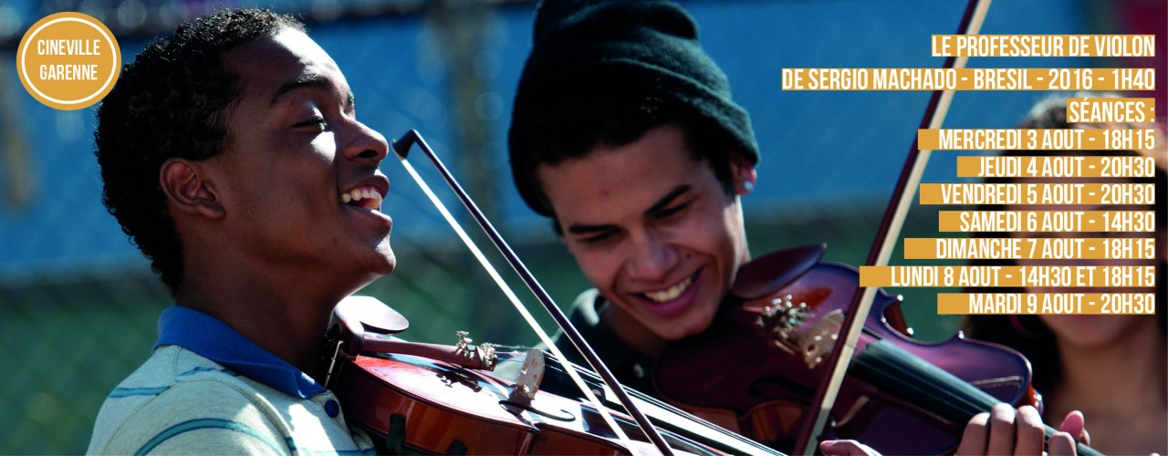 bandeau violon