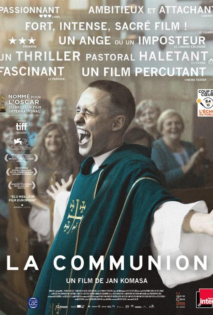 La Communion affiche