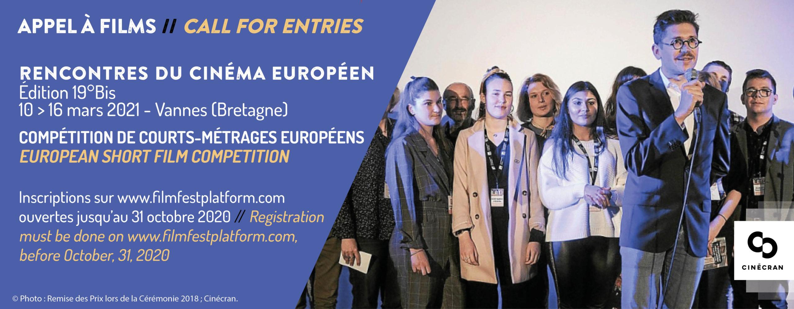 Appel à films_Euro2021